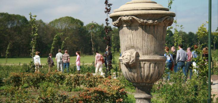 Natuur educatie op Landgoed de Biestheuvel