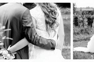 Romantische bruiloft op Landgoed de Biestheuvel