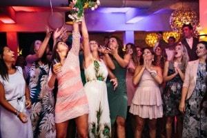 Bruiloftsfeest bij Landgoed de Biestheuvel