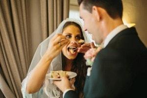Bruidstaart proeven bij Landgoed de Biestheuvel