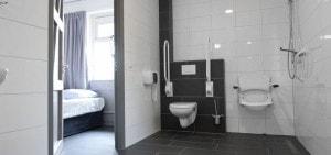 Luxe, prive badkamer op Landgoed de Biestheuvel