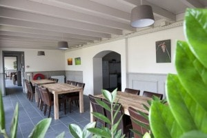 Eet tafels de Hoeve bij Landgoed de Biestheuvel