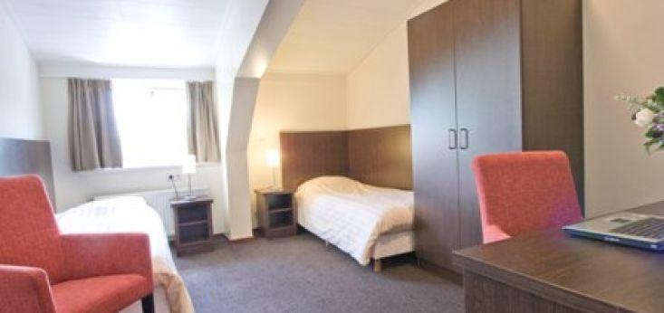 Luxe slaapkamers op Landgoed de Biestheuvel