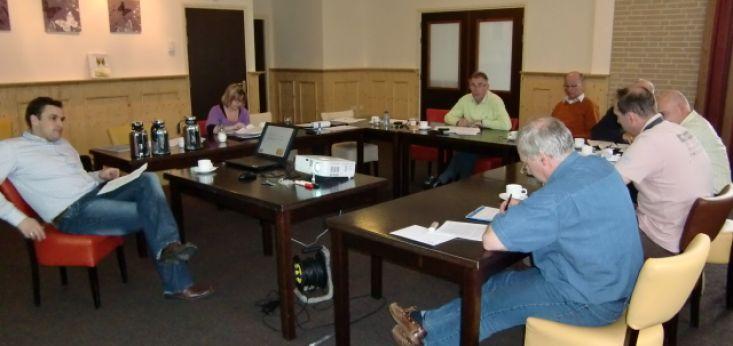 Informele bijeenkomst op Landgoed de Biestheuvel