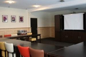 Vergadering in het Voorhuis & het Achterhuis op Landgoed de Biestheuvel