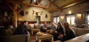 Brabantse gezelligheid in de groepsaccommodatie op Landgoed de Biestheuvel