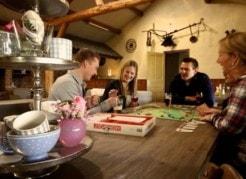 Authentieke groepsaccommodaties op Landgoed de Biestheuvel