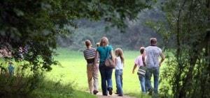Recreatief wandelen op Landgoed de Biestheuvel