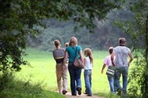 Wandelen op Landgoed de Biestheuvel