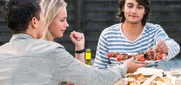 Catering van een barbecue of gourmet bij uw groepsaccommodatie op Landgoed de Biestheuvel