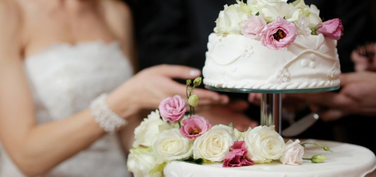 Bruidstaart op Landgoed de Biestheuvel