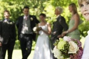 Bruiloft en trouwceremonie op Landgoed de Biestheuvel