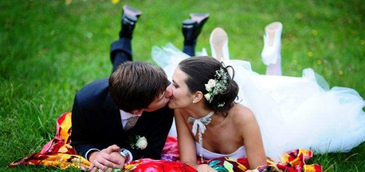 Bruiloftfeest en ceremonie op Landgoed de Biestheuvel