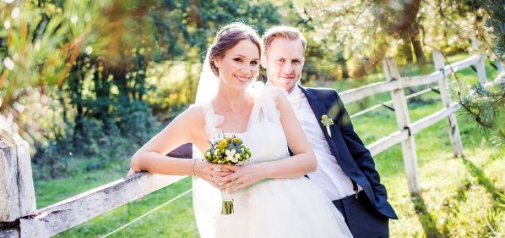 Huwelijksceremonie op Landgoed de Biestheuvel