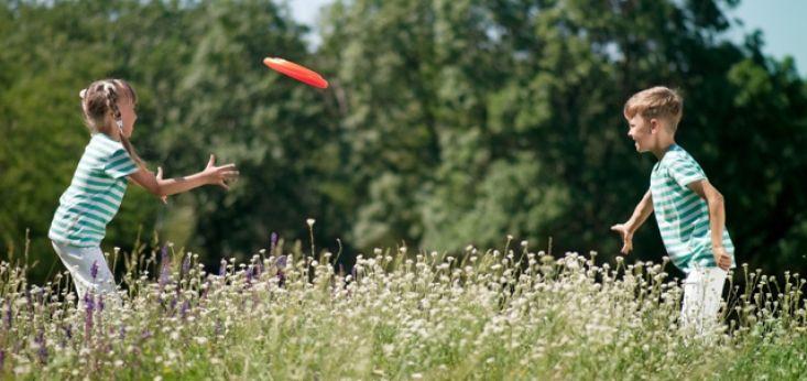 Een sportieve dag op Landgoed de Biestheuvel