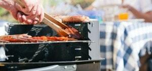 Gevarieerde barbecue op Landgoed de Biestheuvel