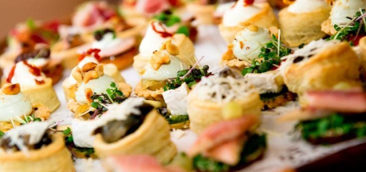 Uitgebreid buffet of keuze menu op Landgoed de Biestheuvel