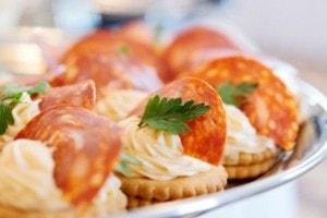 Uitgebreid en gevarieerd buffet op Landgoed de Biestheuvel