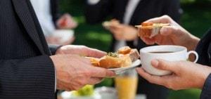 Gevarieerd buffet op Landgoed de Biestheuvel