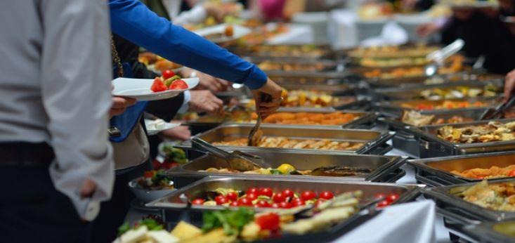 Ambachtelijk buffet op Landgoed de Biestheuvel