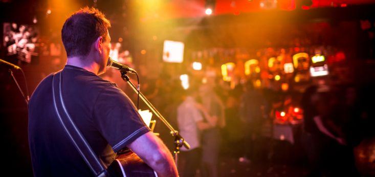Muziek en live optredens op Landgoed de Biestheuvel