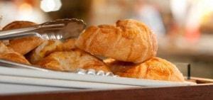 Ontbijtbuffet op Landgoed de Biestheuvel