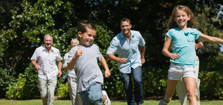 Perfecte locatie voor het hele gezin in diverse groepsaccommodaties op Landgoed de Biestheuvel