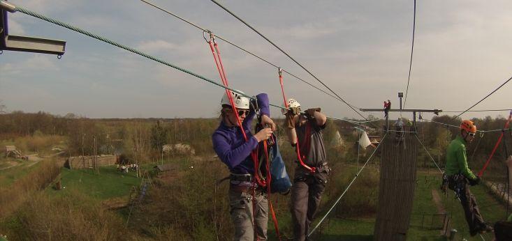 Veilige outdooractviteiten op Landgoed de Biestheuvel