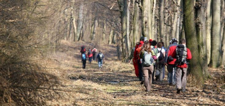 Genieten van de natuur op Landgoed de Biestheuvel