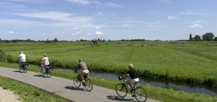 Fieten in de Brabantse Kempen op Landgoed de Biestheuvel