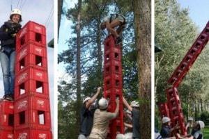 Outdoor activiteit bij Landgoed de Biestheuvel