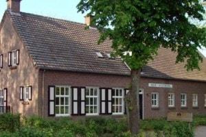 Schuurherd en de Hoeve bij Landgoed de Biestheuvel