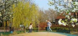 Kindvriendelijke omgeving op Landgoed de Biestheuvel