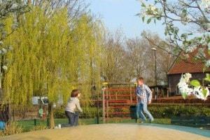 Spelen op Landgoed de Biestheuvel