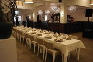 Intiem dineren in de Herberg bij Landgoed de Biestheuvel