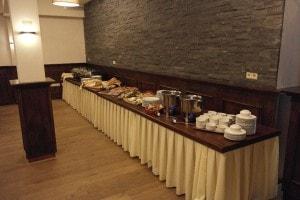buffet in de Herberg bij Landgoed de Biestheuvel