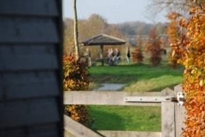 Omgeving op Landgoed de Biestheuvel