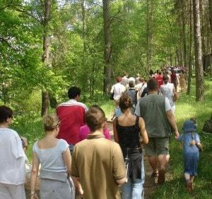 GPS-tocht op landgoed de Biestheuvel