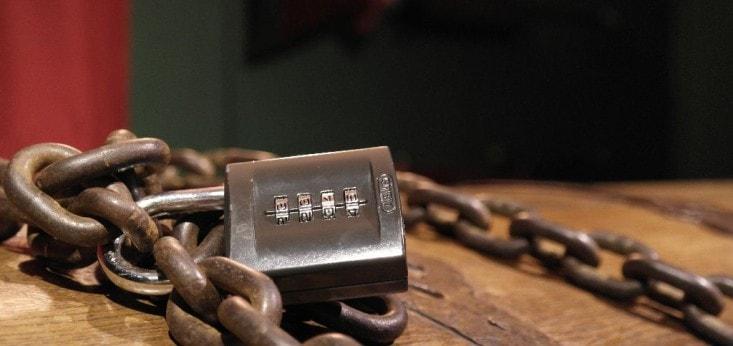 Kraak het slot van de Escape Room Brabant bij Landgoed de Biestheuvel