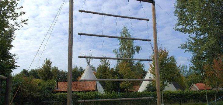 Jacobsladder bij Landgoed de Biestheuvel