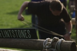 Flintstone challenge Landgoed de Biestheuvel