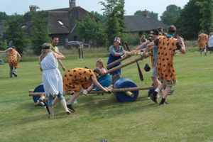 Flintstone Challenge op Landgoed de Biestheuvel