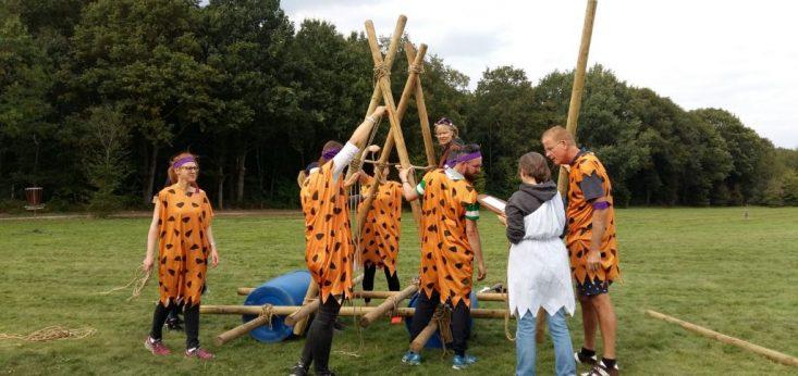 Teamwork op Landgoed de Biestheuvel
