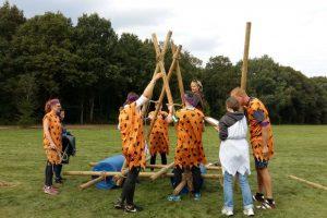 Challenge op Landgoed de Biestheuvel
