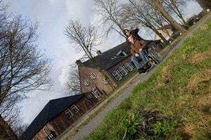 Barrièrevrij reizen bij Landgoed de Biestheuvel