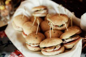 Luxe broodjes bij Landgoed de Biestheuvel