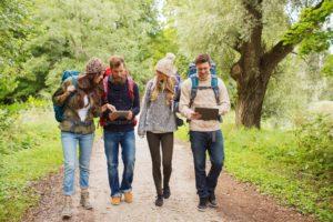 GPS tocht Landgoed de Biestheuvel