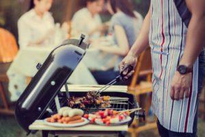 BBQ met je vrienden op Landgoed de Biestheuvel