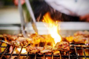 BBQ bij Landgoed de Biestheuvel