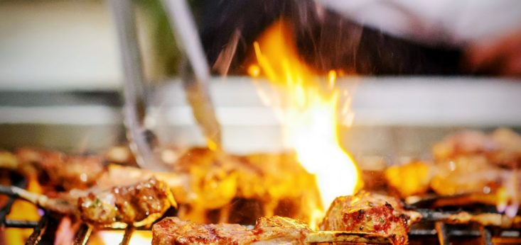 Winter BBQ op Landgoed de Biestheuvel